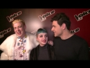 Cody Frost, Harry Fisher and Vangelis are getting recognised everywhere (The Voice UK 2016)