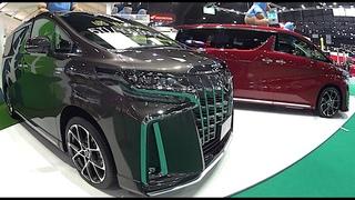 2021 Luxury VANs Lexus LM & Toyota Alphard / Vellfire new model