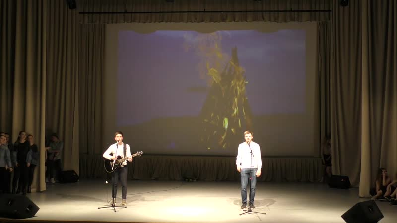 С. Савенков и А. Новичков