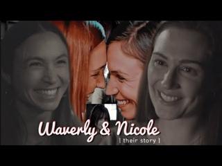 Waverly & Nicole : their story | Wynonna Earp [+1x02-4x12]