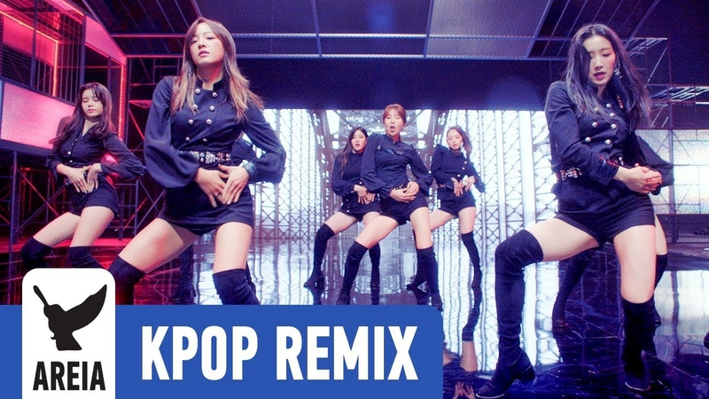 Gugudan 구구단 The Boots Areia Kpop Remix 309