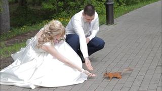 Клип со свадьбы Евгения и Ксении