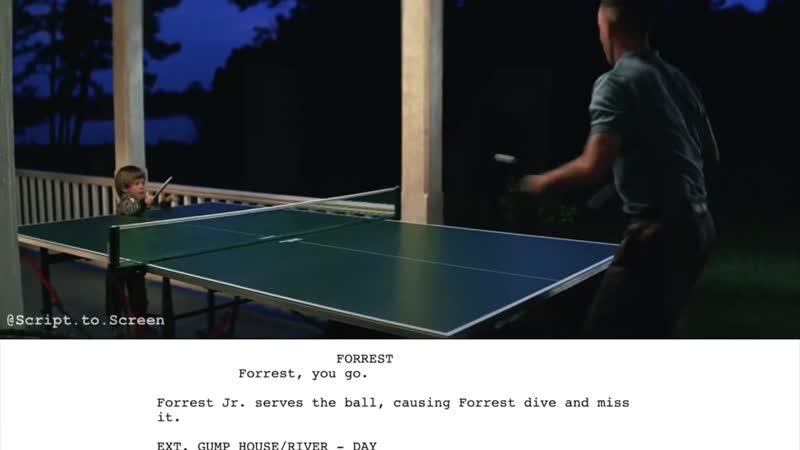 Forrest Gump _ Ending Scene HD - Screenplayed