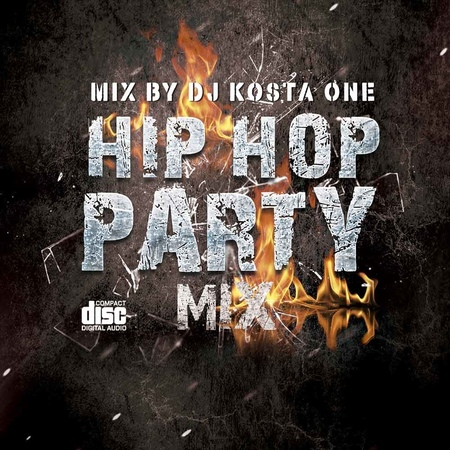 Hip-Hop party mix by Dj Kosta One 1