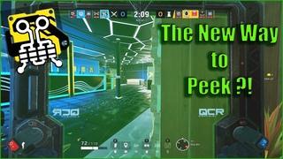 The New Way to Peek w/ Osa - Rainbow Six Siege
