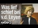 Was lief schief im Leben von Ursula von der Leyen | extra 3 | NDR