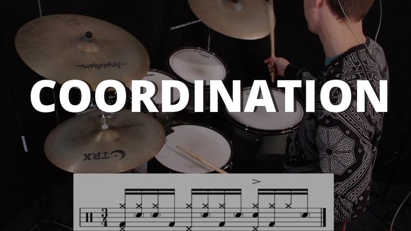 3 Drum Beats That Require INSANE Coordination Quick Drum Lesson