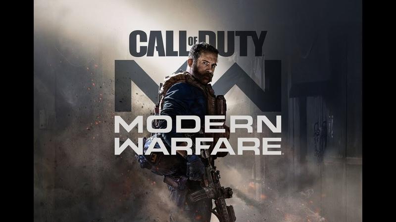 Прохождение Call of Duty Modern Warfare 2019 Часть 6 Волчье логово