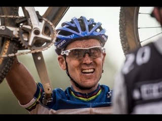 2014 UCI XCO Mountain Bike World Cup - Action Clip Men