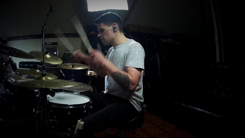 Papa Roach One Track Mind drum cover