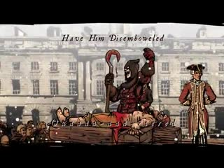 YE BANISHED PRIVATEERS - Drawn And Quartered (Official Animated Video)