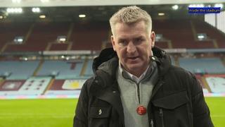 Aston Villa Vs Leicester City 1-2 | Dean Smith Post Match Interview