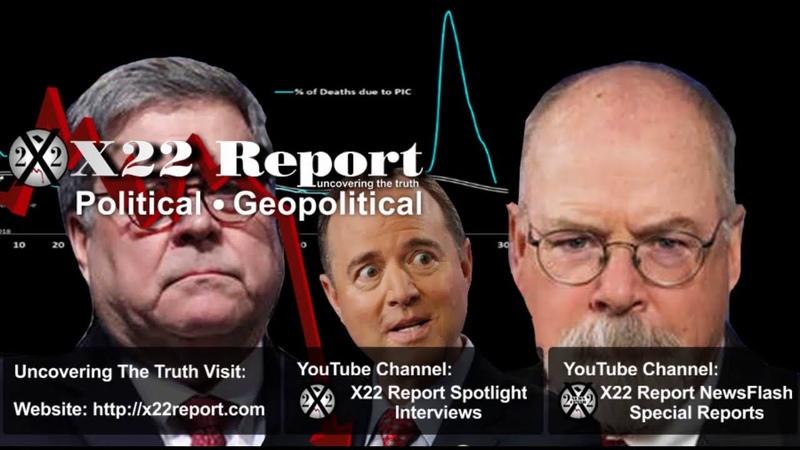 📣 X22 Report vom 17.07.2020 - Corona Manipulation aufgedeckt-Deep State in Panik-Demokraten=Chaos ⌛