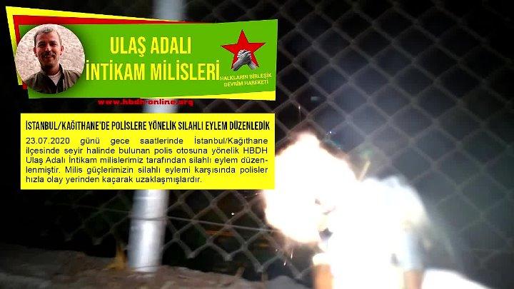Çalakiya milîsên HBDH'ê Polîs reviyan