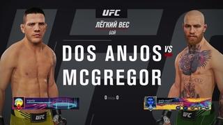 REAL FIGHTERS CHAMPIONS #6 - RAFAEL DOS ANJOS VS CONOR MCGREGOR