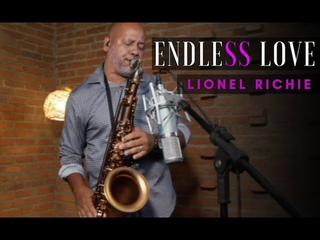 ENDLESS LOVE (Lionel Richie) Sax Angelo Torres - Saxophone Cover - AT Romantic CLASS