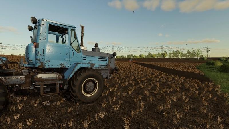 МП №2 Колхоз Дружба Начало посевной Продолжаем подготовку полей к севу