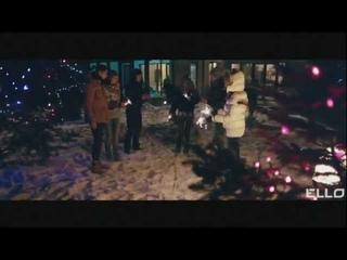 Лучшие новогодние клипы: Настя Кудри - Новый год