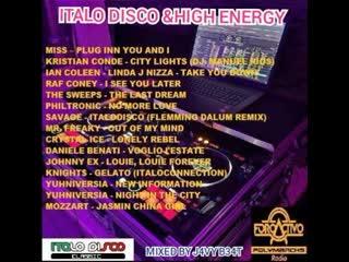ITALO DISCO  HI NRG JULIO 2020 J4VY B34T
