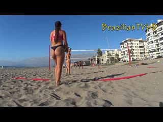 Женский Пляжный Волейбол - Colombia Womens Beach Volleyball - booty female busty bikini fitness
