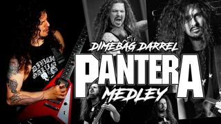 MEDLEY PANTERA (Homenaje a Dimebag Darrell) / CHARLIE PARRA