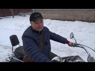 Honda Shadow 750 aero Покупка в Акимото Ленинград.