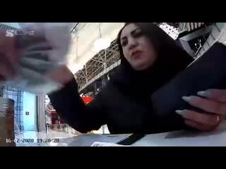 Вот так цыгане в москве обманывают продавцов