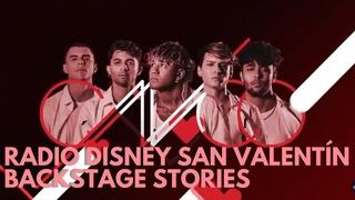 CNCO || Radio Disney San Valentín - Backstage Stories (ENG SUB)