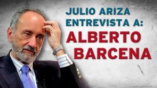 Julio Ariza entrevista a Alberto Barcena
