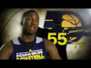 Inside the NBA: Roy Hibbert's Amazing Journey