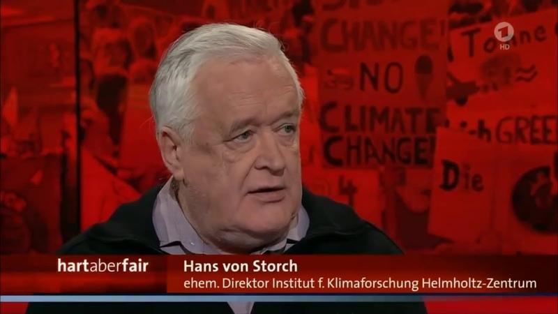 Klimaforscher Hans von Storch lässt Klimaaktivisten auflaufen 02.12.2019 - Bananenrepublik