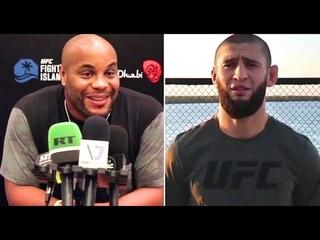 Корьме и Хамзат Чимаев дали прогноз на бой Хабиб Гэтжи UFC 254
