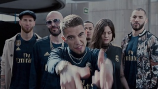 Real Madrid official music video | If You Create The Noise, the new away kit by adidas