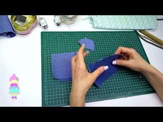 Как сшить джинсовый сарафан для куклы