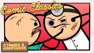 The Bad Doctor   Cyanide & Happiness Comic Classics