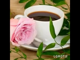 С самым добрым, новым утром! ☕️🧁🍬