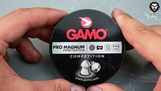 Пули пневматические Gamo Pro-Magnum 4,5 мм (500 шт) видео обзор