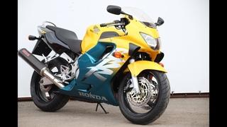 МОТОБАЗА.№ 1635 Honda CBR 600 F4 2000 год .