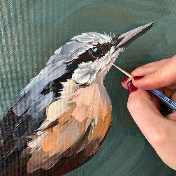 Разнообразие и великолепие птиц вдохновляют множество художников, скульпторов и других представителей искусства на прекрасные произведения