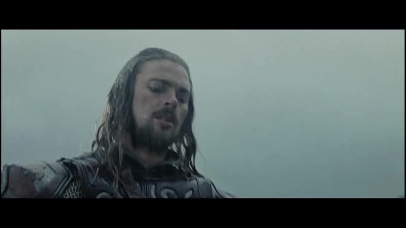 Эомер изгнан из Рохана Приказ короля Властелин колец Две крепости