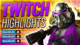 The Funniest Video I've EVER Uploaded   Twitch Highlights #1 (Rainbow Six Siege, Fallout 4 & More!)