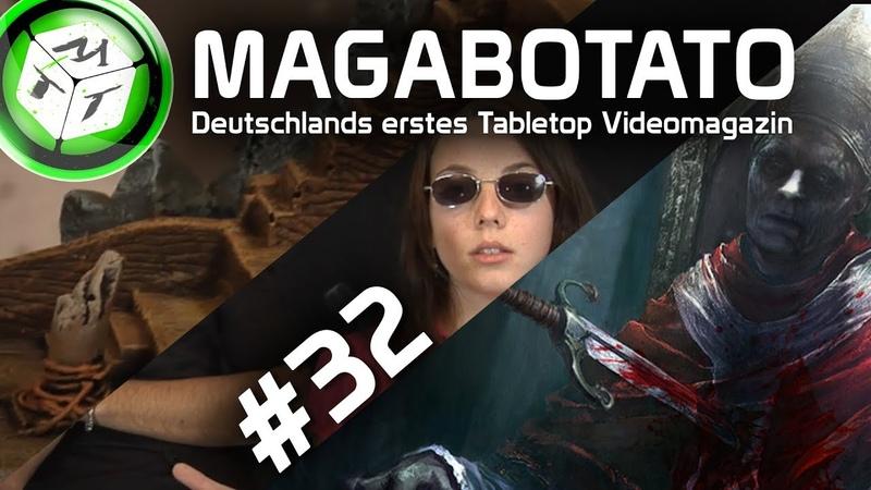 MAGABOTATO 32 Deutschlands erste Tabletop Show Ex Illis Ziterdes DICED