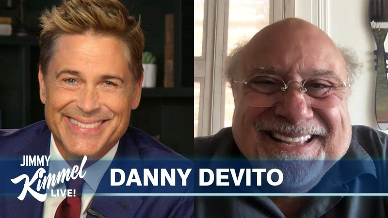 Guest Host Rob Lowe Interviews Danny DeVito