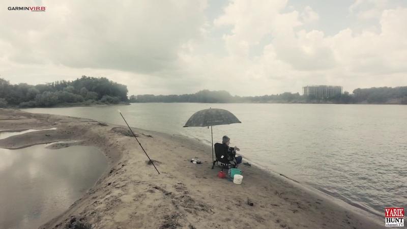 Ловля рыбы на резинку Старая школа просто и эффективно