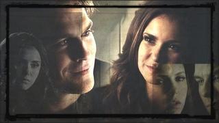 The Vampire Diaries. Damon and Elena. Rauf & Faik - скандалы