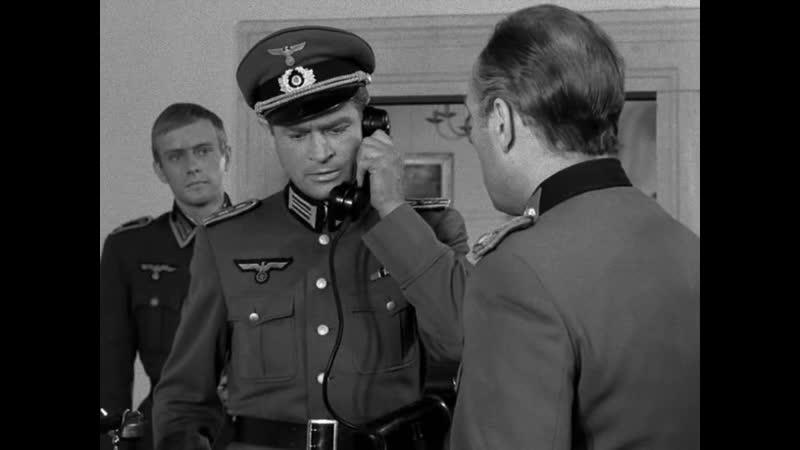 3 серия. 4 сезон. Ставка больше, чем жизнь. (Польский сериал). 1968 г.