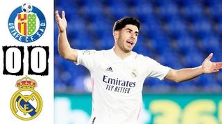🔥 Реал Мадрид - Хетафе 0-0 - Обзор Матча Чемпионата Испании 18/04/2021 HD 🔥