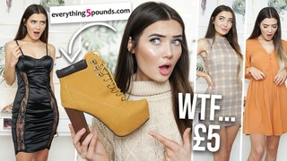 Trying £5 Clothing From... Is It a Scam!?