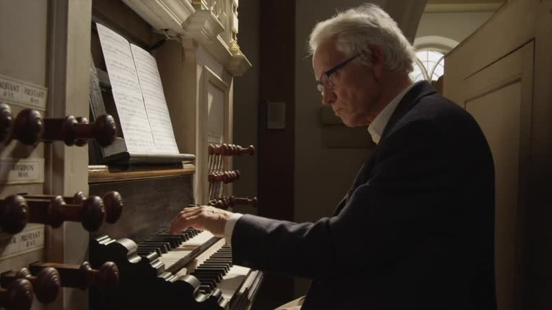 526 J. S. Bach - Trio Sonata No.2 in C minor, BWV 526 - Bernard Winsemius. organ [AoB]