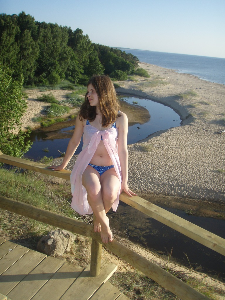Alisa Staroverova, Saulkrasti - фото №4